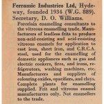 Ferramic Industries