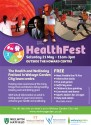 Join us at the 2016 WGC HealthFest on Sat 21st May
