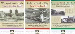 Three trails around WGC
