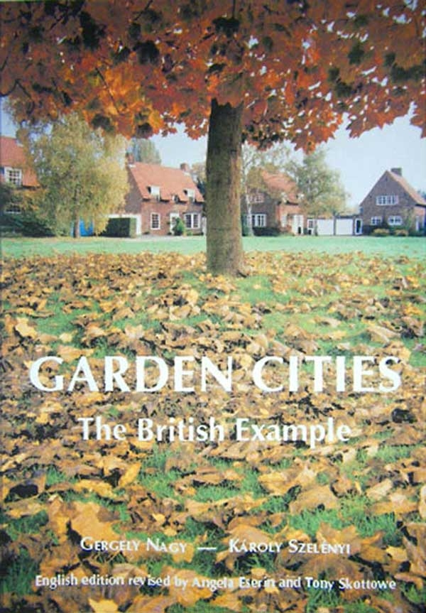 Garden Cities - The British Example - book cover