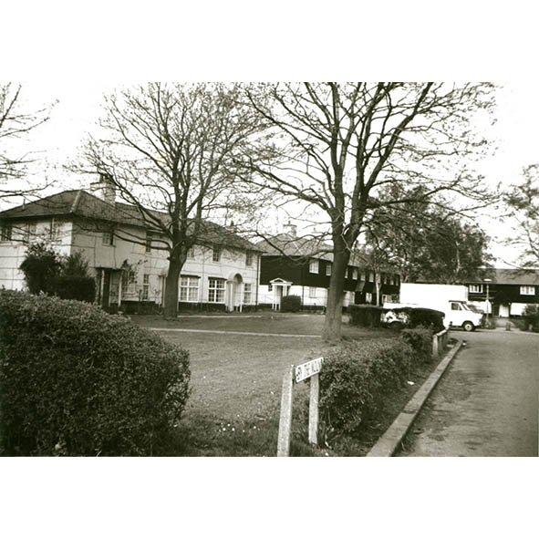 Garden City Apartments: Welwyn Garden City Heritage Trust