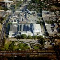 Aerial images of Shredded Wheat Factory