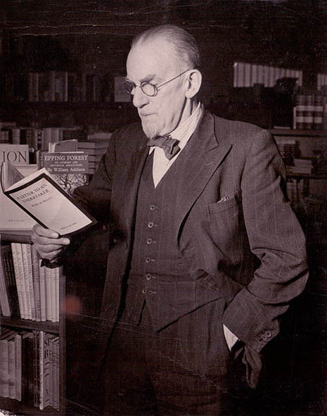 Langdon Davies - Buyer at Welwyn Stores Bookshop