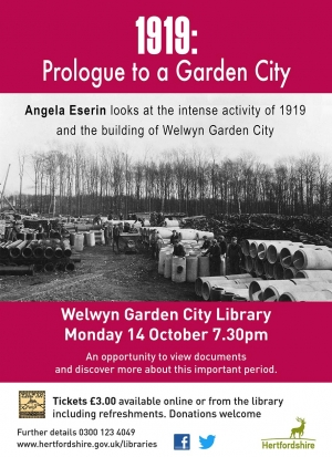 Talk by Angela Eserin at WGC Library